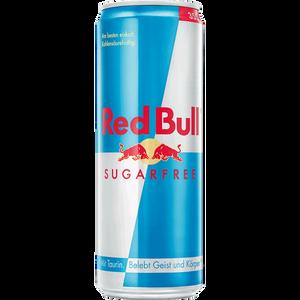 Bild: Red Bull Sugarfree Energy Drink 24er Palette