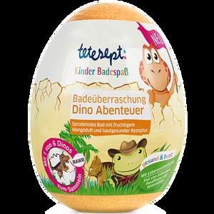Bild: tetesept: Badeüberraschung Dino Abenteuer