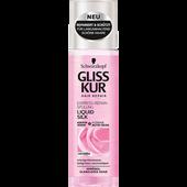 Bild: Schwarzkopf GLISS KUR Hair Repair Liquid Silk Express-Repair-Spülung