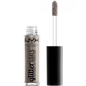 Bild: NYX Professional Make-up Glitter Goals Liquid Eyeshadow oui out