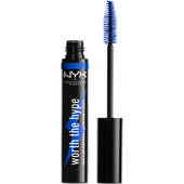 Bild: NYX Professional Make-up Worth the Hype Volumizing & Lengthening Mascara blue