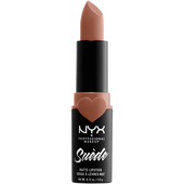 Bild: NYX Professional Make-up Suede Matte Lipstick fetish
