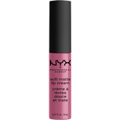 Bild: NYX Professional Make-up Soft Matte Lip Cream montreal