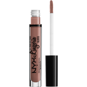 Bild: NYX Professional Make-up Lip Lingerie Gloss butter