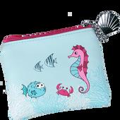 Bild: Parsa Kids Unterwasserwelt Täschchen mint-rosa/pink