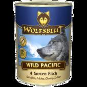 Bild: Wolfsblut Wild Pacific 4 Sorten Fisch