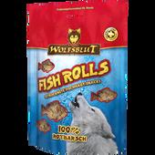Bild: Wolfsblut Fish Rolls Rotbarsch