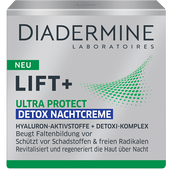 Bild: DIADERMINE LIFT+ Ultra Protect Detox Nachtcreme