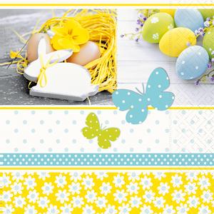 Bild: Paper + Design Servietten Enjoy Easter