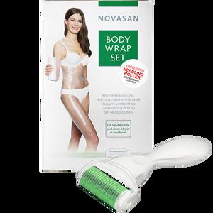 Bild: NOVASAN Bodywrapping Set + Needling Roller