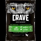 Bild: CRAVE Adult Lamm & Rind Trockenfutter