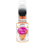 Bild: Real Techniques Powder Brush + Miracle Complexion Sponge gratis