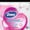 Bild: Zewa Toilettenpapier Comfort plus Streichelzart