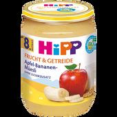 Bild: HiPP Apfel-Bananen Müsli