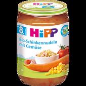Bild: HiPP Bio-Schinkennudeln mit Gemüse