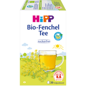 Bild: HiPP Bio-Fenchel-Tee