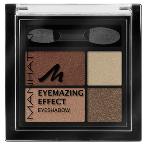 Bild: MANHATTAN Eyemazing Effect Eyeshadow brownie break