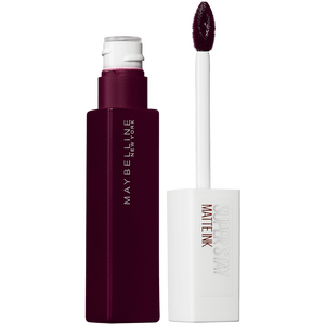 Bild: MAYBELLINE SuperStay Matte Ink Liquid Lipstick escapist