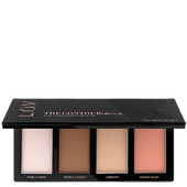 Bild: L.O.V THE CONTOURIOUS 4in1 Contouring Palette