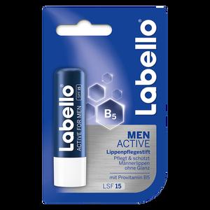 Bild: labello Active for Men