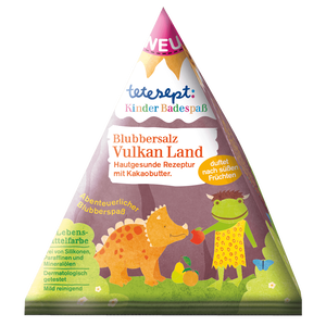 Bild: tetesept: Blubbersalz Vulkan Land