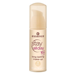 Bild: essence Stay All Day 16H Long-Lasting Make Up soft beige