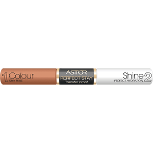 Bild: ASTOR Perfect Stay Transfer Proof Lippenstift nude safari