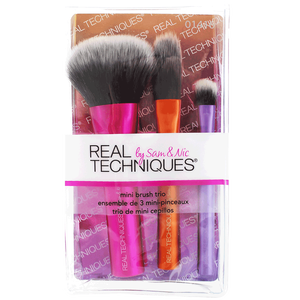 Bild: Real Techniques Mini Brush Trio