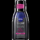 Bild: NIVEA MicellAir Skin Breathe Expert Augen Make-up Entferner