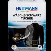Bild: HEITMANN Wäsche-Schwarz Tücher