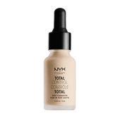 Bild: NYX Professional Make-up Total Control Drop Foundation alabaster
