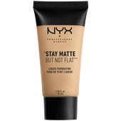 Bild: NYX Professional Make-up Stay Matte But Not Flat Liquid Foundation nude