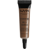 Bild: NYX Professional Make-up Eyebrow Gel chocolate