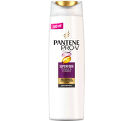 Bild: PANTENE PRO-V Superfood Fülle & Stärke Shampoo