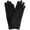 Bild: LOOK BY BIPA Handschuhe mit Strasssteinen schwarz
