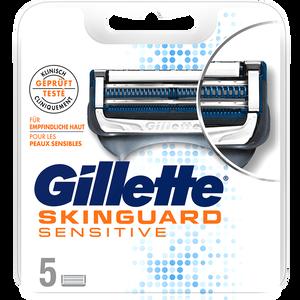 Bild: Gillette Skinguard Sensitive Rasierklingen