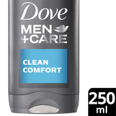 Bild: Dove MEN+CARE Clean Comfort Pflegedusche