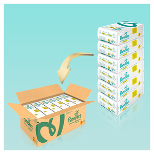 Bild: Pampers Premium Protection New Baby Gr.2 Mini 4-8kg MonatsBox