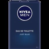 Bild: NIVEA MEN Just Blue Eau de Toilette (EdT)
