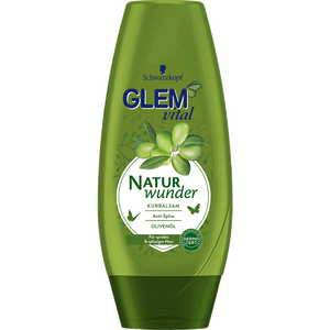 Bild: Schwarzkopf GLEM vital Naturwunder Kurbalsam Olivenöl