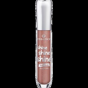 Bild: essence Shine Shine Shine Lipgloss bright on!
