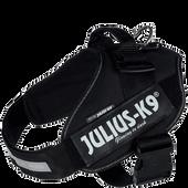 Bild: JULIUS-K9 Powergeschirr für Hunde Größe 2 schwarz