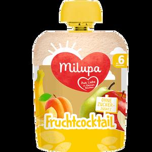 Bild: Milupa Quetschbeutel Fruchtcocktail