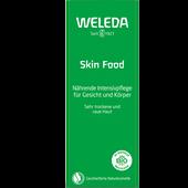 Bild: WELEDA Skin Food Intensivpflege für Gesicht und Körper