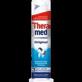 Bild: Theramed Original Fluorid-Zahncreme Spender