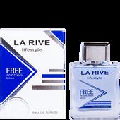 Bild: LA RIVE lifestyle Free Motion Blue Eau de Toilette (EdT)
