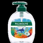 Bild: Palmolive Flüssigseife Aquarium