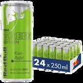 Bild: Red Bull Green Edition Kiwi Apfel Energy Drink 24er Palette