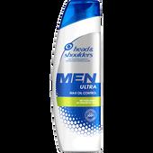 Bild: head & shoulders Men Ultra Anti-Schuppen Shampoo Max Oil Control