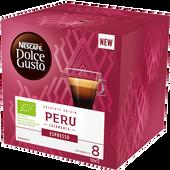 Bild: Nescafé Dolce Gusto. Peru Espresso